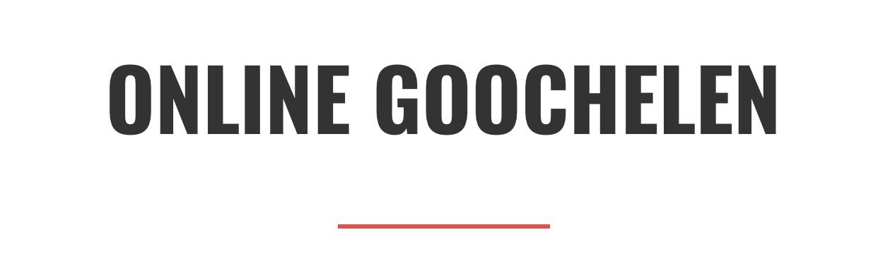 Online Goochelen